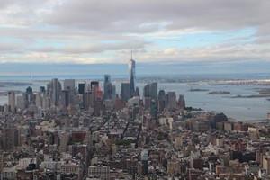 Empire State Building (vue côté est)