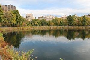 Réservoir d'eau de Central Park