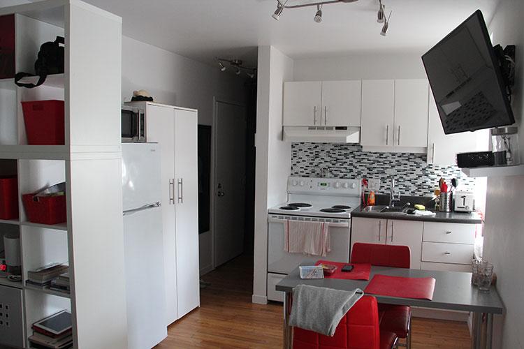 Studio à Québec