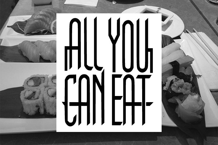 Que signifie l'expression All you can eat ?