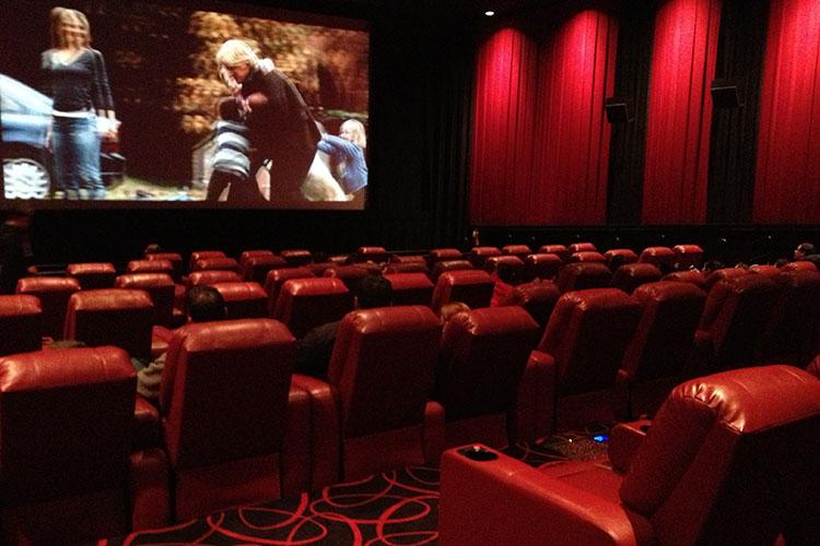 Cinéma VIP à Rochester