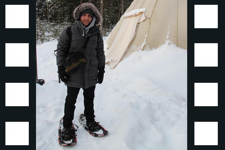 Définition du mot Snowshoes (raquettes)