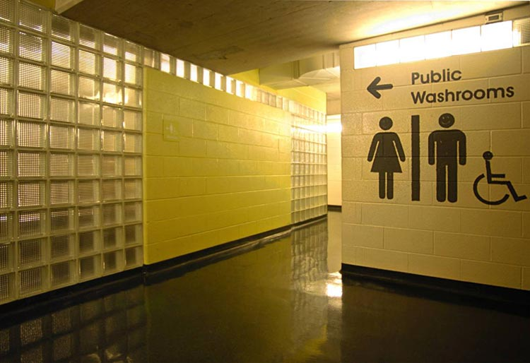 Quel mot emploie t-on au Canada ? Washroom, bathroom, restroom ou toilets ?