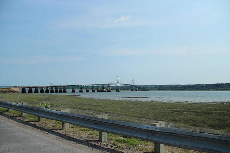 Pont de l'île d'Orléans