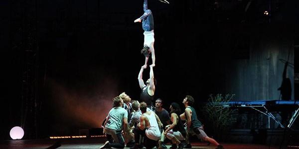 « Crépuscule », un spectacle de cirque éblouissant à l'Agora de Québec